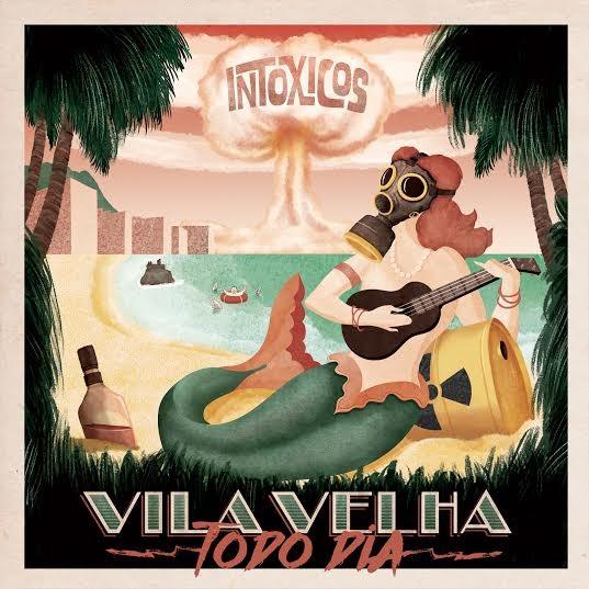 Álbum Vila Velha Todo Dia (Foto: Divulgação)