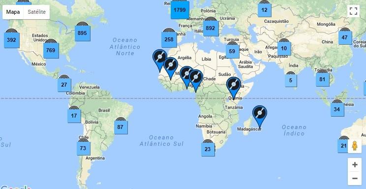 VinylHub, o mapa de quem ama disco de vinil (Foto: reprodução)