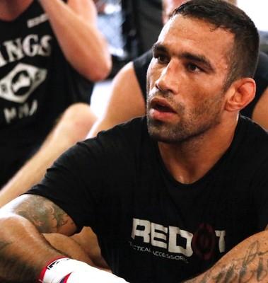 Fabricio Werdum MMA UFC (Foto: Evelyn Rodrigues)