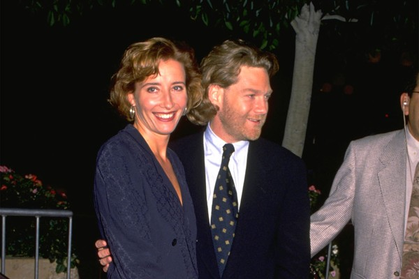 Emma Thompson e Kenneth Branagh (Foto: Getty Images)