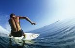 Surfe com qualidade: alimentação faz diferença antes de entrar no mar (Getty Images)