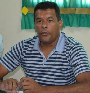 Cláudio Marcos ex-técnico do Baré (Foto: Nailson Wapichana/GloboEsporte.com)