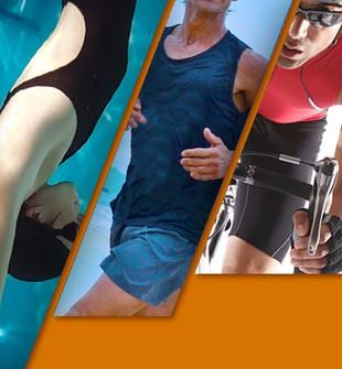 euatleta Nabil Ghorayeb natacao ciclismo corrida (Foto: eu atleta)