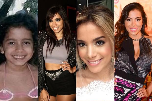 Anitta (Foto: Reprodução / Instagram - Marcos Fernandes / Divulgação - Instagram / Reprodução - Divulgação / Marcos Fernandes )