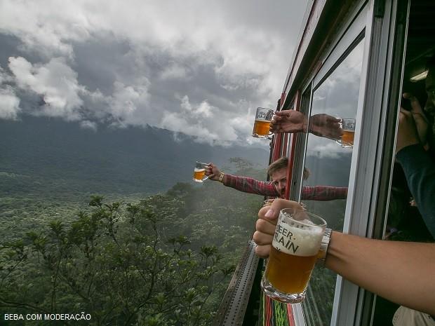 Trem da cerveja