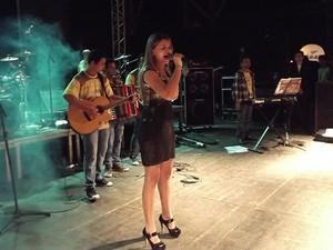 Felicidade, de Marleia Alencar, foi uma das classificadas para a final (Foto: Angra Nascimento/Imirante)