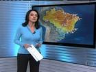 Até o fim desta quarta (14), frente fria chega a Goiás, Rio, Rondônia e Acre
