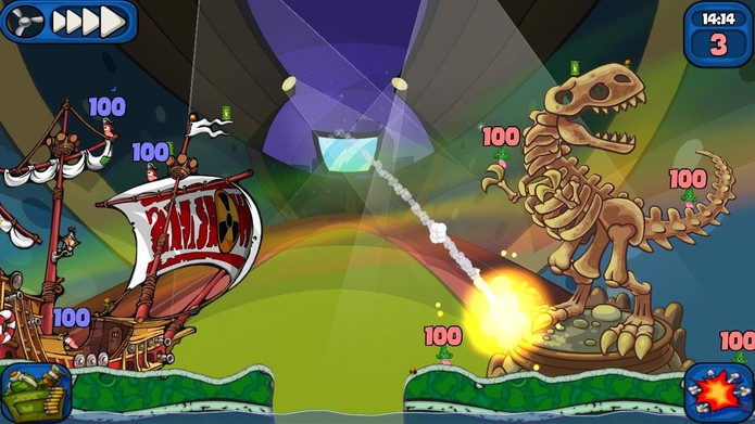 Worms 2: Armageddon (Foto: Divulgação/Team17)