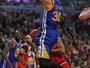 Warriors passam fácil pelos Bulls em nova vitória de turnê pelo Leste