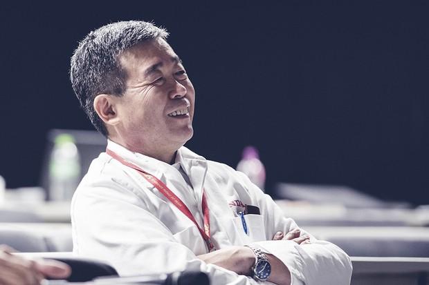 Issao Mizoguchi, presidente da Honda e o primeiro brasileiro a assumir a liderança das operações da América do Sul na montadora (Foto: Marcos Camargo)