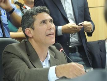 Antonio Alexandre, secretário de Desenvolvimento e Planejamento do Recife (Foto: Luna Markman / G1)