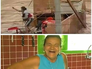 Dona Ilair São José do Vale do Rio Preto (Foto: Reprodução / Inter TV)