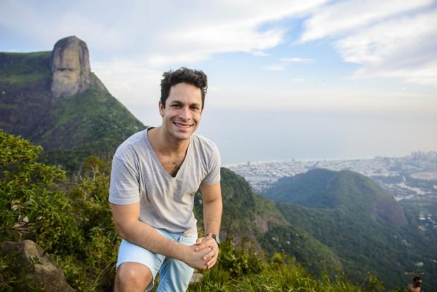 Rainer Cadete (Foto: Fábio Cordeiro/Ed. Globo)