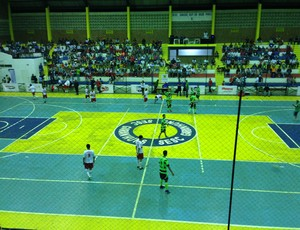 Arcoverde vence 1º jogo da final e decide Copa TV Asa Branca em casa (Foto: Vital Florêncio / GloboEsporte.com)