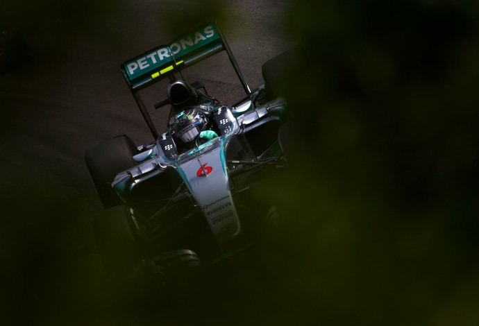Nico Rosberg, GP do Brasil, Fórmula 1 (Foto: Getty Images)