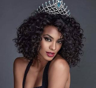 Raissa Santana, Miss Brasil 2016 (Foto: Reprodução/Instagram)