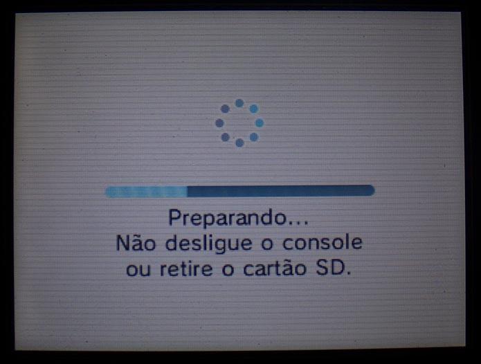 Aguarde o download (Foto: Reprodução/Murilo Molina)