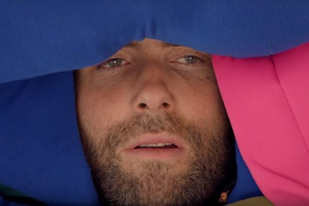 Adam Levine em novo clipe do Maroon 5 (Foto: Reprodução)