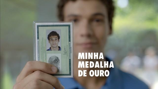 Ação Global representa conquistas para muitas pessoas, assim como as conquistas olímpicas. (Foto: Rede Globo/Divulgação)
