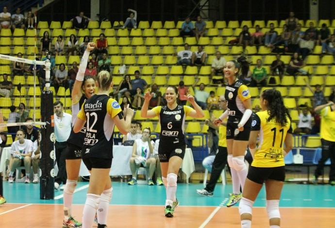 São Bernardo X Pinheiros - Superliga feminina (Foto: July Stanzioni/SM Press)