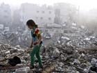 FOTOS: conflito entre Israel e palestinos