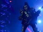 Kiss fecha Monsters of Rock com show para 35 mil em São Paulo