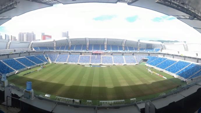Arena das Dunas TR (Foto: Fabiano de Oliveira)