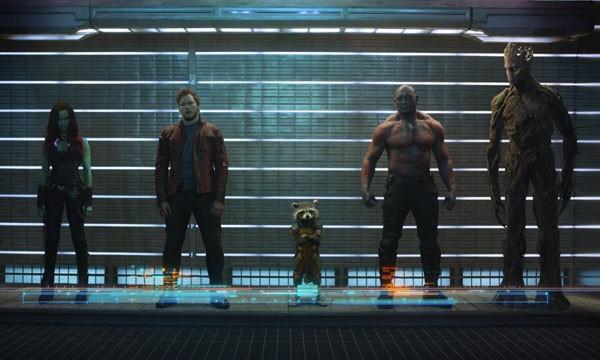 Guardiões da Galáxia (Foto: .)