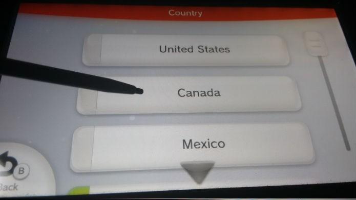 É melhor ter uma conta canadense para jogar Wii no Wii U (Foto: Reprodução/Thomas Schulze)
