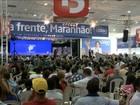 Em convenção, PMDB confirma candidatura de Lobão Filho
