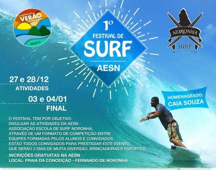Campeonato de Surfe de Fernando de Noronha