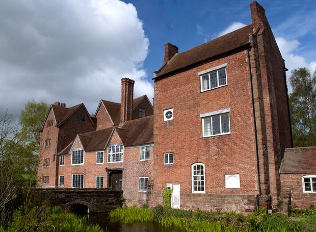 Harvington Hall (Foto: Reprodução / House Beautiful)
