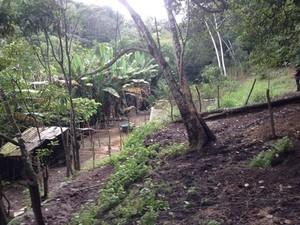 Na APA do Catolé, fiscais do IMA flagraram outro crime ambiental (Foto: Divulgação/ IMA)