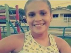 Andressa morreu no sábado (8) com um tiro na cabeça (Foto: Reprodução RBS TV)