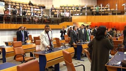 Votação sobre suspensão de valor adicional do IPTU é adiada, em Goiânia