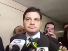 Cunha pede ao Ministério da Justiça apuração sobre ameaças a deputado
