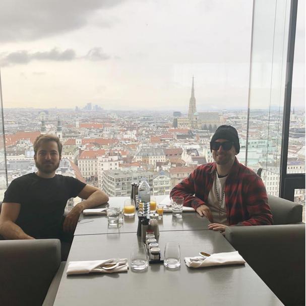 Thales Bretas e Paulo Gustavo (Foto: Reprodução Instagram)