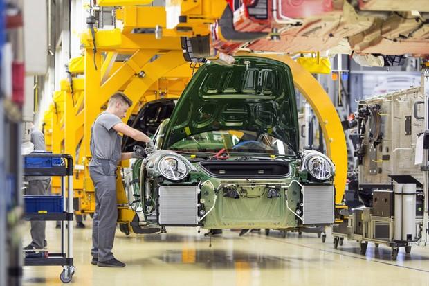Porsche atinge produção de 1 milhão de unidades do 911 (Foto: Divulgação)