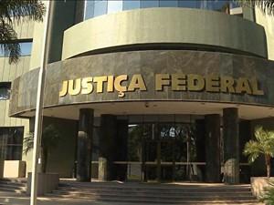 Justiça Federal (Gnews) (Foto: Reprodução GloboNews)