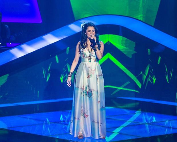 Carla Casarim - Audição 1 (Foto: Isabella Pinheiro/TV Globo)