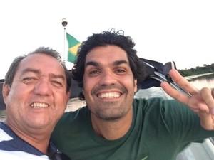 Fernandão (Foto: Arquivo Pessoal/G1)