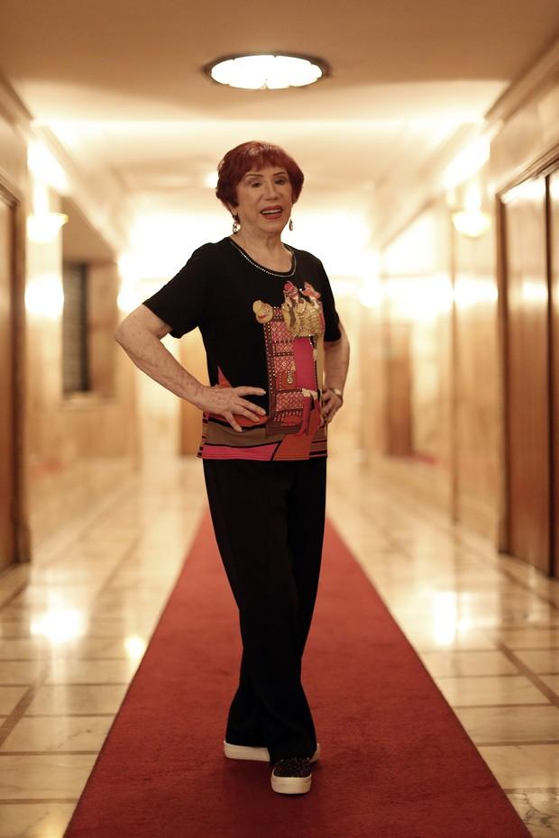 Berta Loran (Foto: Marcos Serra Lima / EGO)