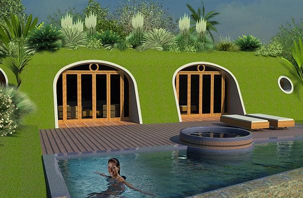 Green Homes (Foto: green magic homes/ divulgação)