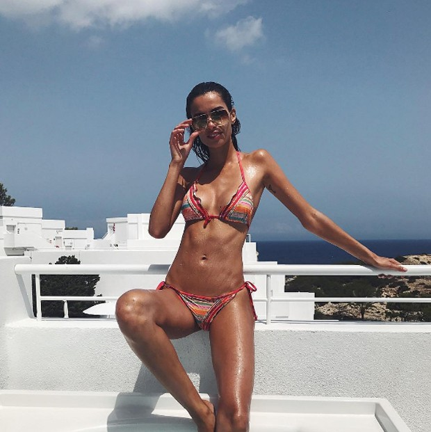 Joana Sanz (Foto: Reprodução/Instagram)