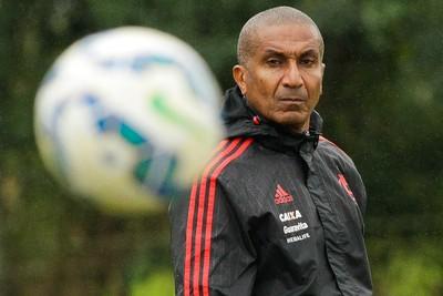 Cristóvão Borges Flamengo (Foto: Gilvan de Souza/ Flamengo Oficial)