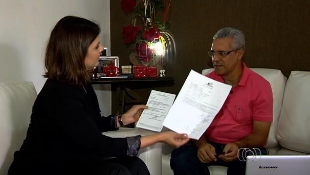 INSS, cade meu benefício? (Foto: TV Anhanguera)