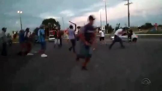 Presos mais dois homens suspeitos de matar PM em São Gabriel, no RS