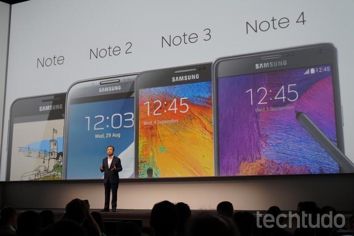 Samsung Unpacked 2015 (Foto: Thássius Veloso/TechTudo)