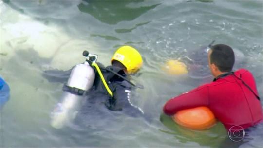 Resgate dos corpos das vítimas é realizado em Paraty