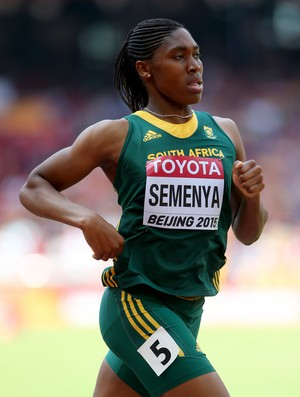 Caster Semenya Mundial Atletismo (Foto: Getty)